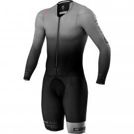 Castelli Body Paint 4.X Speed Suit Grey/Black 2021