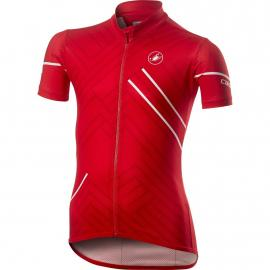 Castelli Campioncino Jersey Red 2021
