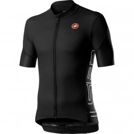 Castelli Entrata V SS Jersey Light Black 2021