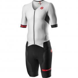 Castelli Free Sanremo 2 Suit SS White/Black 2021