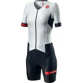 Castelli Free Sanremo 2 W Suit SS White/Black 2021