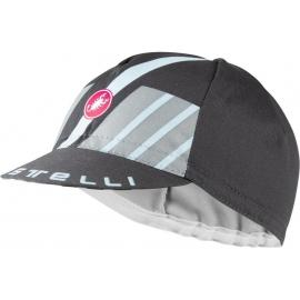 Castelli Hors Categorie Cap Dark Gray/Gray/Winter Sky 2021