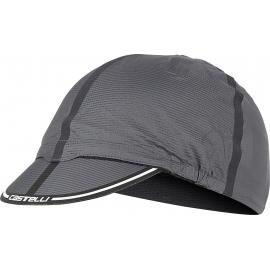 Castelli ROS Cycling Cap - Grey