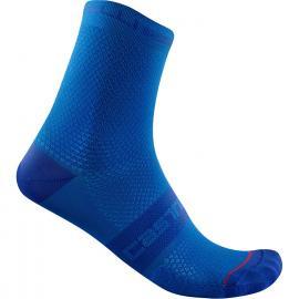 Castelli Superleggera T 12 Sock Azzurro Italia 2021