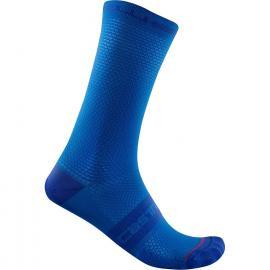 Castelli Superleggera T 18 Sock Azzurro Italia 2021