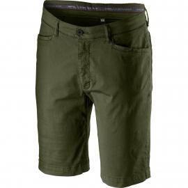 Castelli VG 5 Pocket Short Military Green 2021
