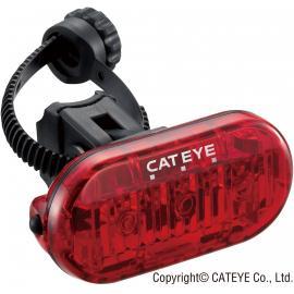 Cateye Omni 3 Rear Light 3 Led