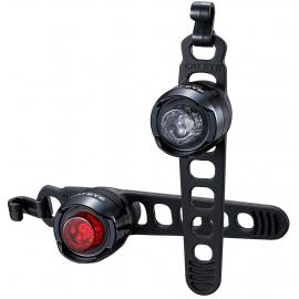 Cateye Orb Rechargeable Light Set