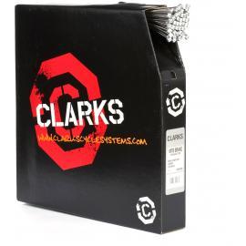 Clarks S/S Barrel Nipple Brake Inner Cable