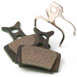 Clarks Sintered Disc Brake Pads w/Carbon Formula R1/The One/Mega