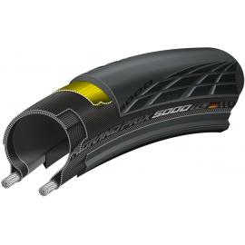 Continental Grand Prix 5000 700 Tubeless Black Foldable Tyre