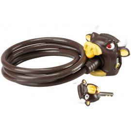 Crazy Stuff Cable Lock Bull