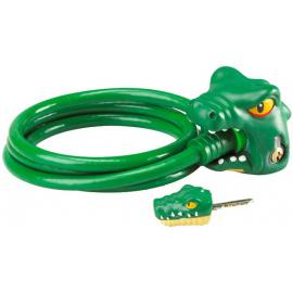 Crazy Stuff Cable Lock Crocodile