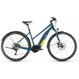 Cube Nature Hybrid EXC 500 Allroad Trapeze Electric Bike 2020
