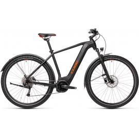 Cube Nature Hybrid One 500 Allroad Electric Bike 2021