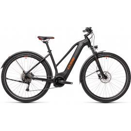 Cube Nature Hybrid One 500 Allroad Electric Bike 2021