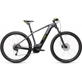 Cube Reaction Hybrid Performance 400 Electric Bike 2021
