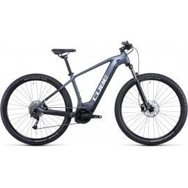 Cube Reaction Hybrid Performance 500 Electric MTB Bike 2022