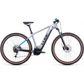 Cube Reaction Hybrid Performance 625 Electric MTB Bike 2022