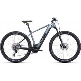 Cube Reaction Hybrid Pro 625 Electric Hardtail MTB Bike 2022