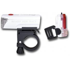 Cube RFR LED Compact Light Set White