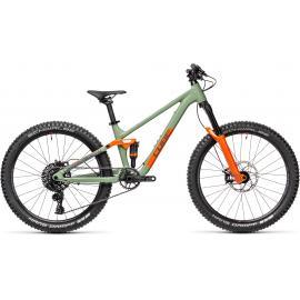 Cube Stereo 240 Pro Kids Bike 2021