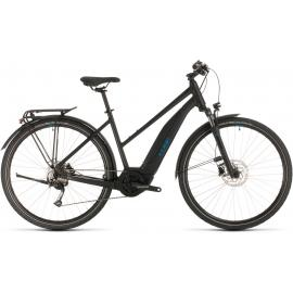 Cube Touring Hybrid One 400 Trapeze Electric Bike 2020
