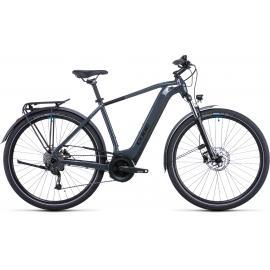 Cube Touring One 400 Electric Hybrid Bike 2022