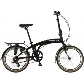 Dawes Jack Folding Bike Black