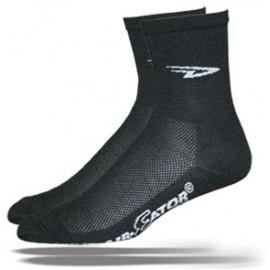 Defeet High Top Aireator D Logo Sock Black