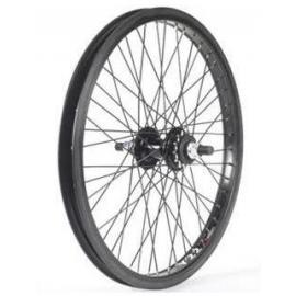 Diamondback BMX Cassette Rear 12T 14mm Axle Wheel Black