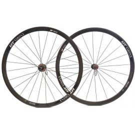 DT Swiss Di-Cut RRC 32T 700c Wheelset w/Schwalbe Ultremo Tyres