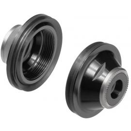 DT Swiss Front Wheel Kit For 100x9mm Axle For 17mm Axle, 180 Hub