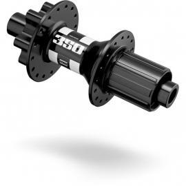 DT Swiss 350 (Hugi system) Rear Disc 6-Bolt 28h 142/12mm Hub