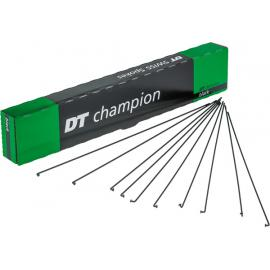 DT Swiss Champion Black Spokes 14g