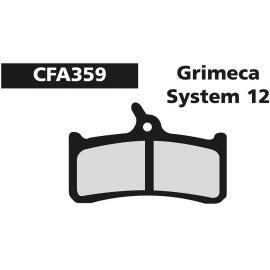 EBC Grimeca System 12 Green Disc Brake Pads