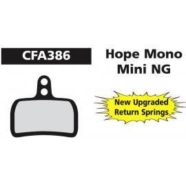 EBC Hope Mono Mini Gold Disc Brake Pads