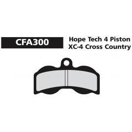 EBC Hope XC 4 Gold Disc Brake Pads