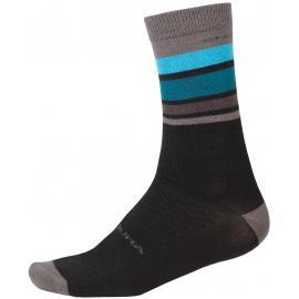 Endura BaaBaa Merino Stripe Sock