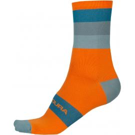 Endura Bandwidth Sock Pumpkin