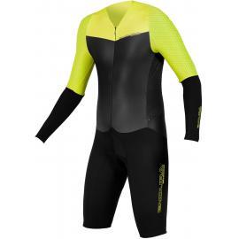 Endura D2Z Encapsulator Suit SST Hi Viz Yellow 2021