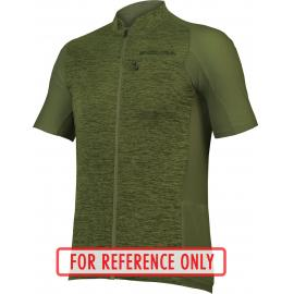 Endura GV500 Reiver S/S Jersey Olive Green