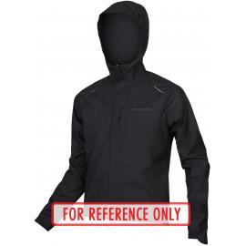 Endura GV500 Waterproof Jacket  Black 2021