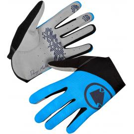 Endura Hummvee Lite Icon Glove Electric Blue