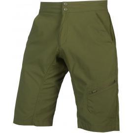 Endura Hummvee Lite Short with Liner Olive Green