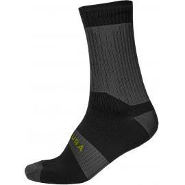 Endura Hummvee Waterproof Socks II Forest Green