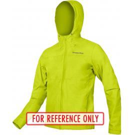 Endura Hummvee WP Shell Jacket Hi Viz Yellow 2021