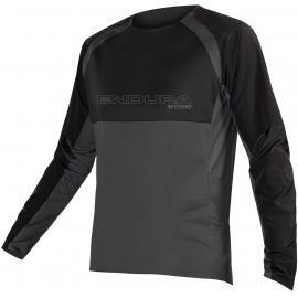 Endura MT500 Burner L/S Jersey II Black