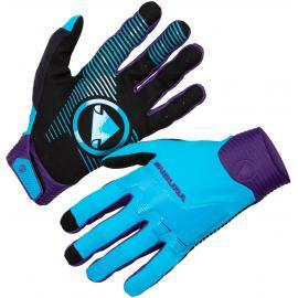 Endura MT500 D3O Glove Electric Blue 2021