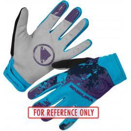 Endura SingleTrack Windproof Glove Electric Blue 2021